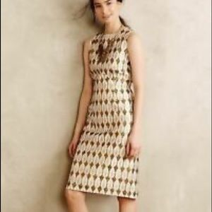 Anthropologie Korovilas Midi Dress